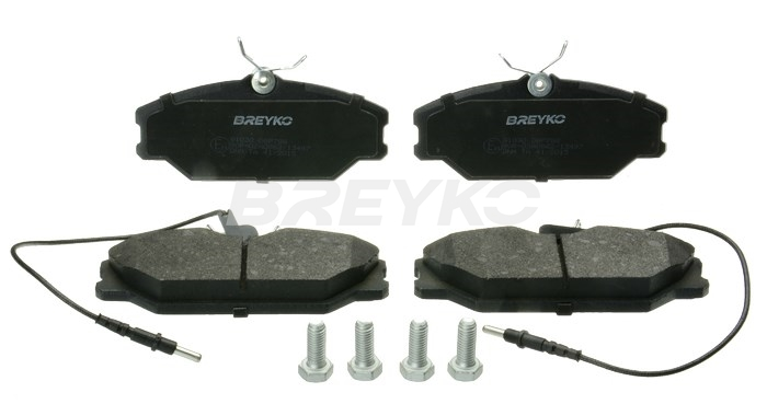 BREYKO Q1030 - Brake Pad Set, disc brake