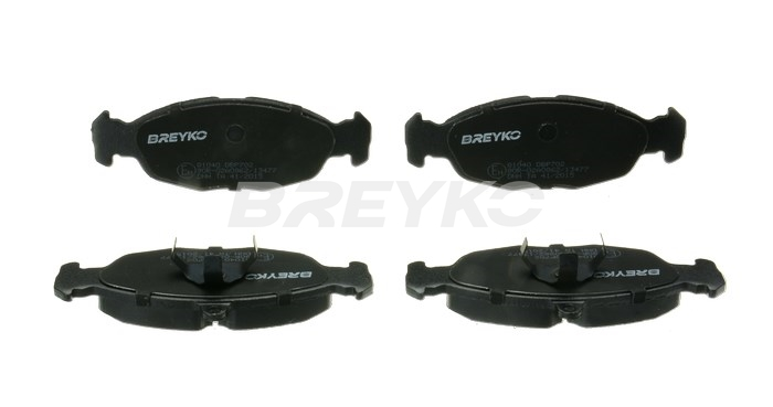 BREYKO Q1040 - Brake Pad Set, disc brake