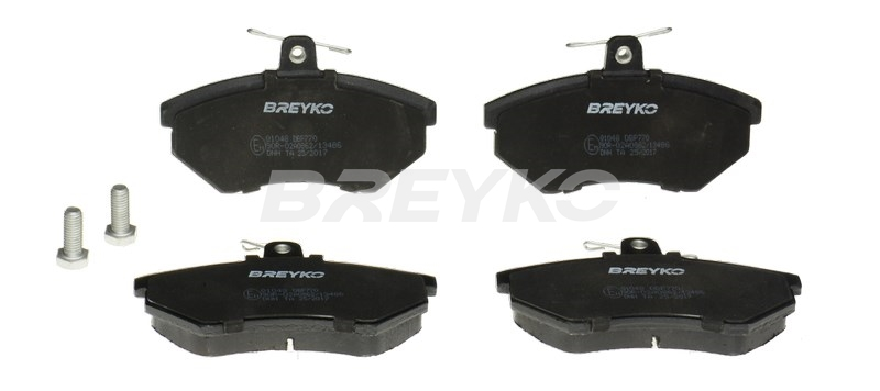 BREYKO Q1048 - Brake Pad Set, disc brake