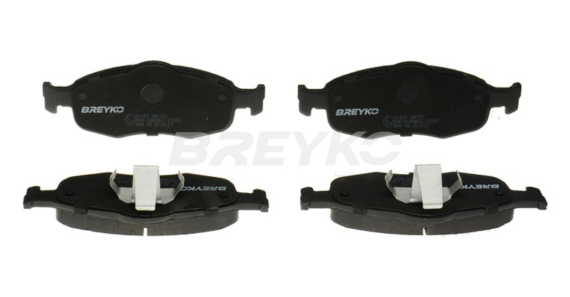 BREYKO Q1107 - Brake Pad Set, disc brake