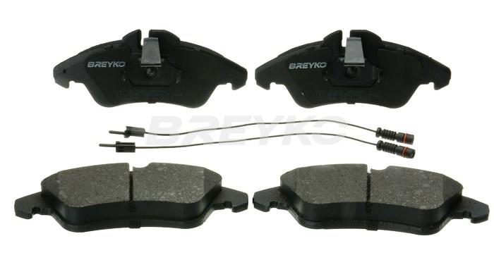 BREYKO Q1220 - Brake Pad Set, disc brake