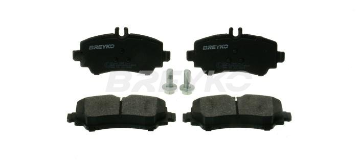 BREYKO Q1292 - Brake Pad Set, disc brake