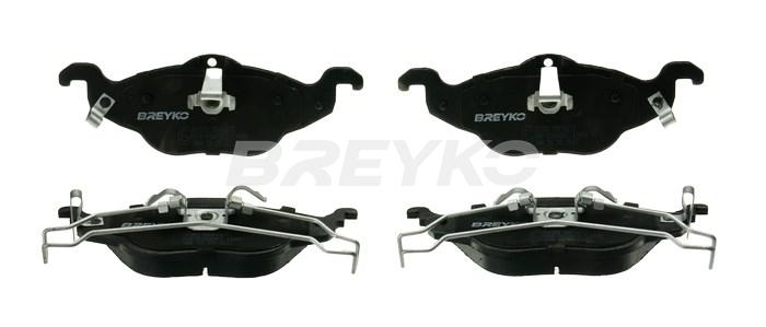 BREYKO Q1351 - Brake Pad Set, disc brake