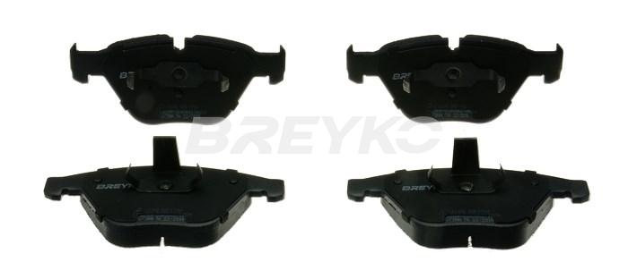 BREYKO Q1498 - Brake Pad Set, disc brake
