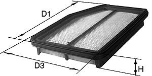 David Vasco A010 - Air Filter