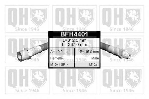 QUINTON HAZELL BFH4401 - Brake Hose